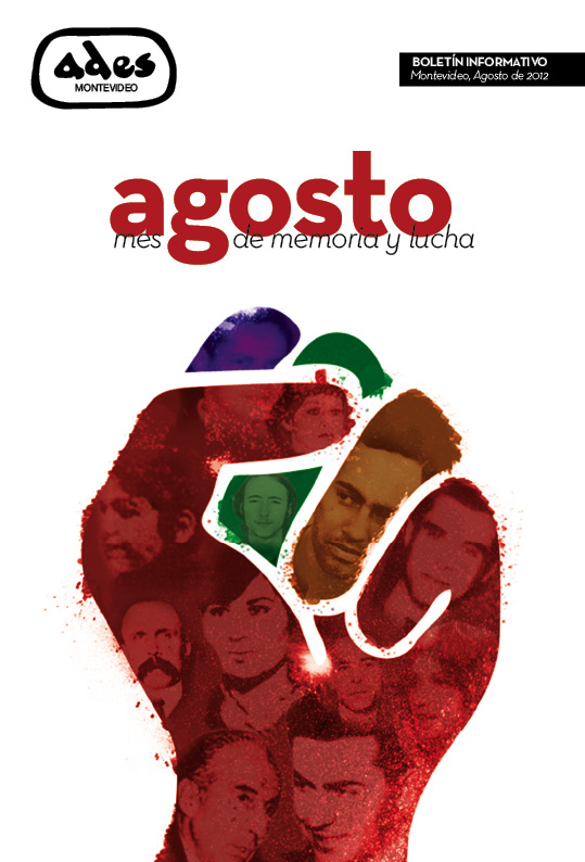 Boletín ADES Montevideo Agosto de 2012