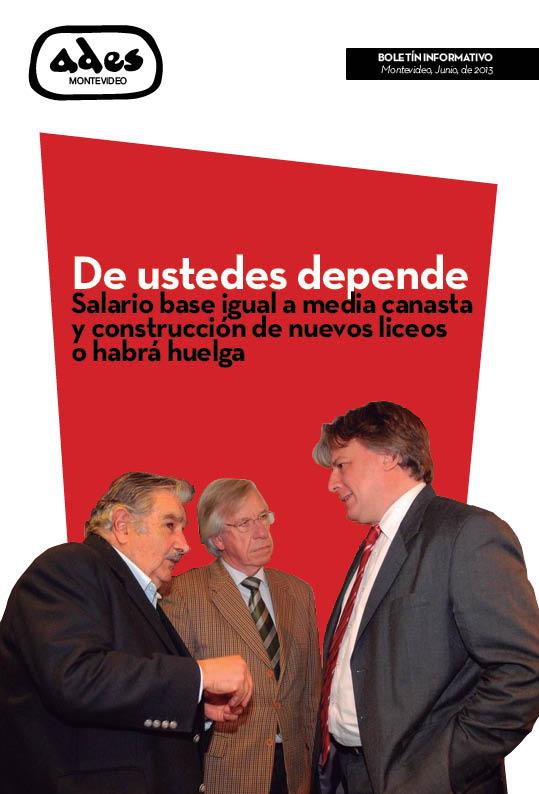 Boletín ADES Montevideo Junio de 2013