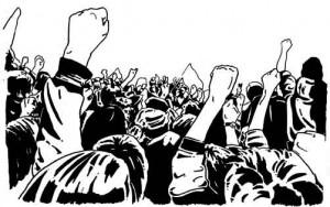 + Aportes de las agrupaciones - El camino sigue siendo la lucha - Primero de Mayo - Imagen
