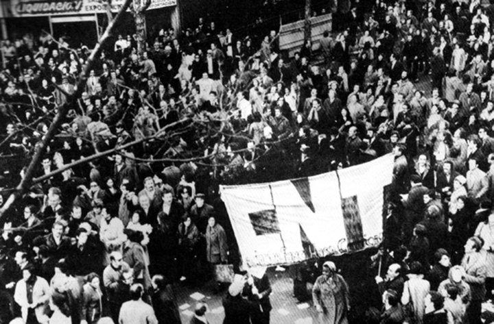 """""""La dictadura nacía herida de muerte"""""""