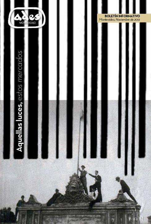 Boletín ADES Montevideo Noviembre de 2012