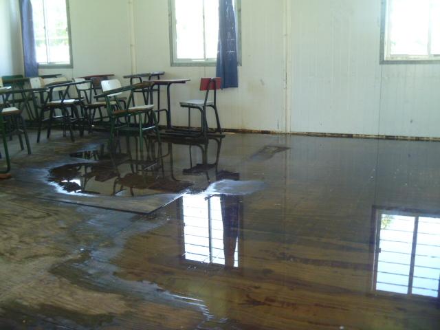 Relevamiento edilicio de liceos de Montevideo