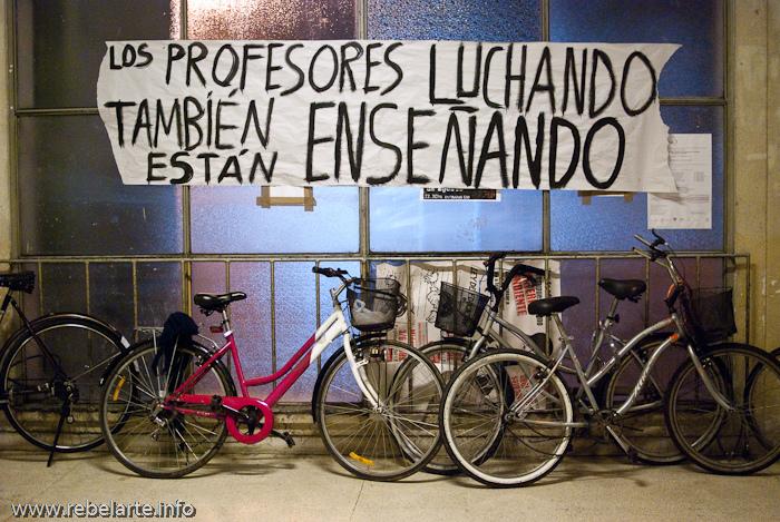 Liceos Populares: Por una resistencia de cuentas (3)