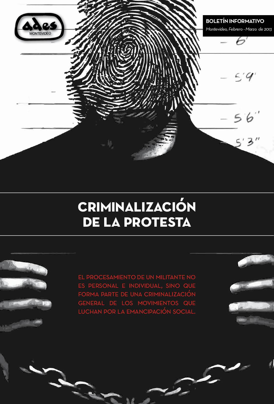 Boletín ADES Montevideo Febrero-Marzo de 2014