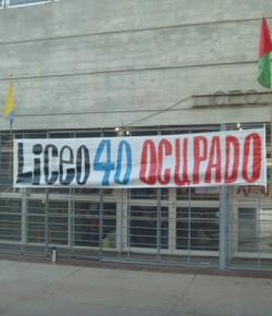 Liceo 40 – Reflexiones en relación al Plan Tránsito Educativo – 20/10/14