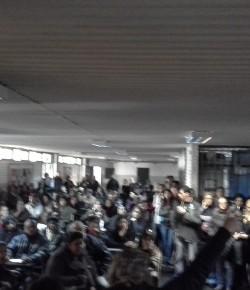 Liceo 19 – Reclamos del núcleo sindical – 04/06/15