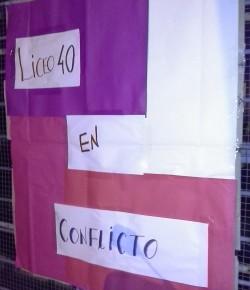 Liceo 40 – Nota al CES – 03/06/15