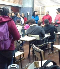 Liceo 40 – Ante los compromisos asumidos por el CES, el núcleo sindical decide levantar el paro – 04/06/15