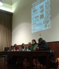 """Exitoso Foro sobre """"criminalización de la protesta"""""""