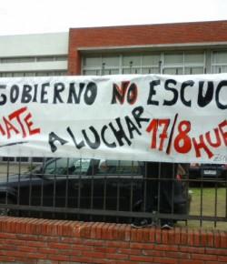 Zonal Prado: Actividad de Propaganda en el marco del Paro Zonal 29/07/15