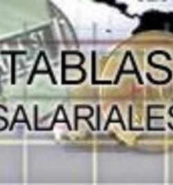 Tablas del CODICEN con simulaciones salariales