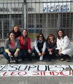 Liceo 53: Actividad de Propaganda 04/08/15