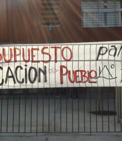 Liceo 43: Charla con familias y vecinos sobre las necesidades de la educación pública 08/08, 11 hs.