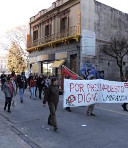 Postura del Núcleo Sindical del Liceo Miranda respecto de los hechos del día 22/9 en CODICEN