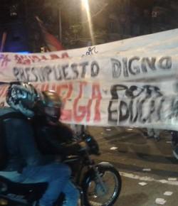 Actividades de los compañeros del CEIPA durante la ocupación