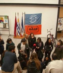 Declaración del Zonal Centro de ADES Montevideo