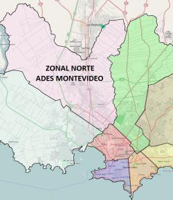 Reuniones de Nucleos Liceales en el Zonal Norte: 24/8, Hora 11, Liceo 74