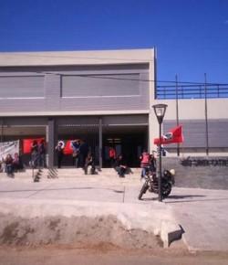 Saludamos la ocupación de la UTU de Santa Catalina llevada a cabo por los compañeros de AFUTU