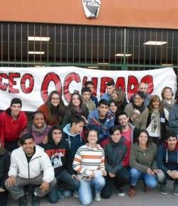 Actividades del Gremio de Estudiantes del Liceo 10 en el marco de la ocupación de su liceo