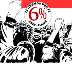 """Pablo Messina: """"Seis por ciento del PBI para la educación"""". Artículo publicado en Brecha"""