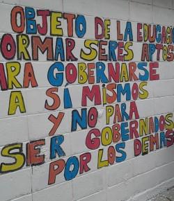 Núcleo Sindical del Liceo 72 del Cerro rechaza cambios inconsultos en la propuesta del centro