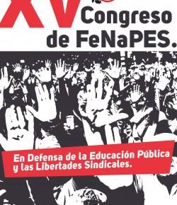XV Congreso de la FENAPES: Documento base para la discusión