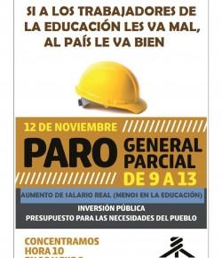 Ferrer i Guardia: Por qué rechazar el convenio salarial que ofrece el gobierno