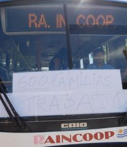 Solidaridad con los trabajadores de RAINCOOP, ADEOM y el Hospital Canzani