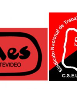 Declaración conjunta de SINTEP y ADES Montevideo