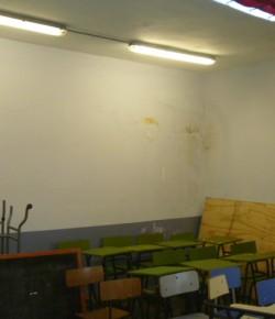 Relevamiento edilicio del Liceo 72 de Montevideo – 15/05/2015