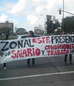 Informe de la reunión del Zonal Este de ADES Montevideo