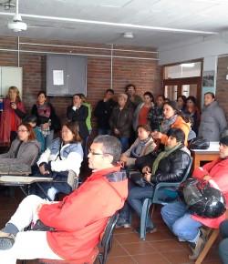 Núcleo Sindical del Liceo 8 espera respuesta del CES sobre creación de grupos hasta el 4 de mayo