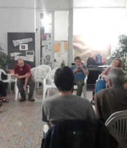 Se realizó Charla Debate con Ariel Petrucceli sobre desafíos del sindicalismo docente