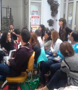 Reunión de la Comisión de Adscriptos de ADES Montevideo: Sábado 23, Hora 16:30, Local Sindical