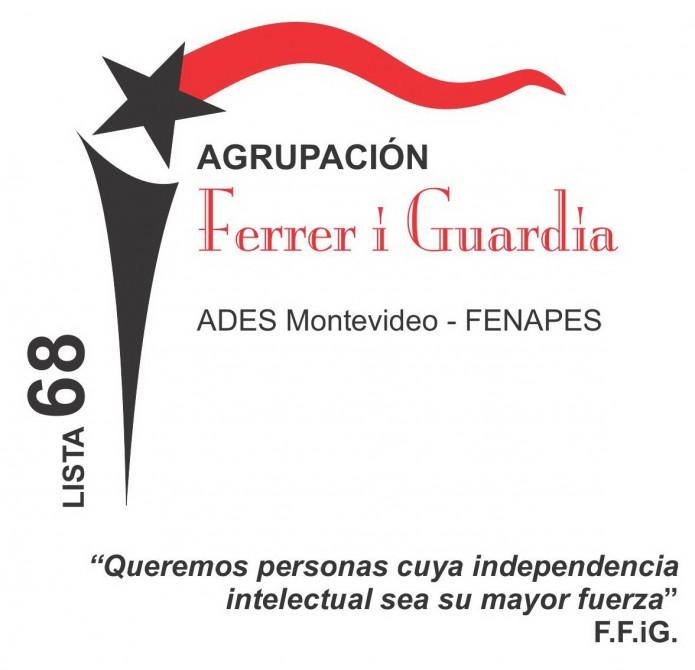 Agrupación Ferrer i Guardia: cuadros comparativos de grupos en Montevideo (2017-2018)