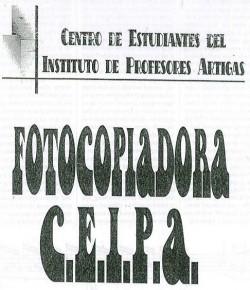 Saludo a la Fotocopiadora del CEIPA en sus primeros 20 años de autogestión