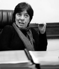 """Cecilia Álvarez: """"Actuación que no conforma"""". Entrevista a Jaureguy publicada en La Diaria"""