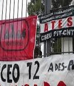 Núcleo Sindical del Liceo 72 ocupará el local si el CES no atiende sus solicitudes
