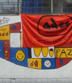 Núcleo Sindical del Liceo 1 ocupa el centro contra el autoritarismo y la intransigencia de la Dirección