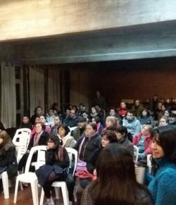 Profesores y Padres del Liceo 53 ocupan liceo ante falta de respuestas satisfactorias a sus reclamos