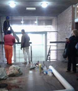 Núcleo Sindical del Liceo 53 repudia y denuncia la actitud represiva y persecutoria del CES