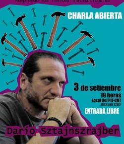 """ADES Montevideo invita a charla con Darío Szatjnszrajber: ¿Para qué """"sirve"""" la filosofía?"""