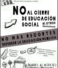 Solidaridad con Estudiantes de Educación Social de Maldonado ante posible cierre de su carrera