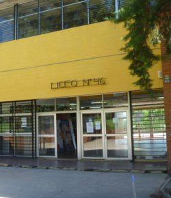 Núcleo Sindical del Liceo 46 denuncia espacios que se inundan cada vez que llueve