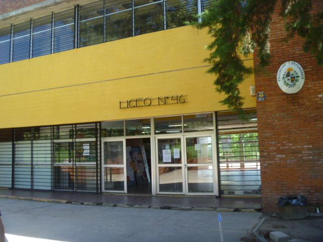Núcleo sindical del Liceo N° 46 rechaza la supresión de grupos y reclama creación de cargos de adscripción.