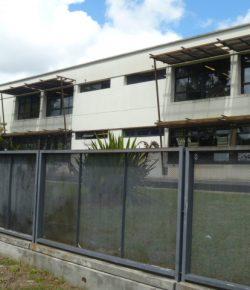 Núcleo Sindical del Liceo 62 rechaza la instalación de contenedores y reivindica creación de nuevo liceo