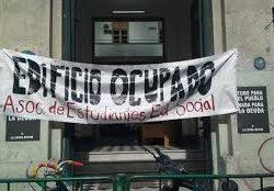 Asociación de Estudiantes de Educación Social denuncia vulneración del derecho a la educación