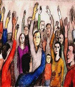 Resoluciones de la Asamblea General de ADES Montevideo del sábado 18 de marzo