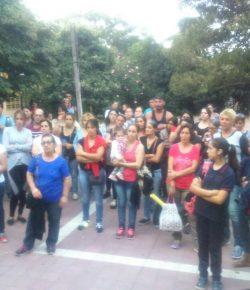 Núcleo Sindical del Liceo 74 realizó asamblea con padres y convoca a conferencia de prensa