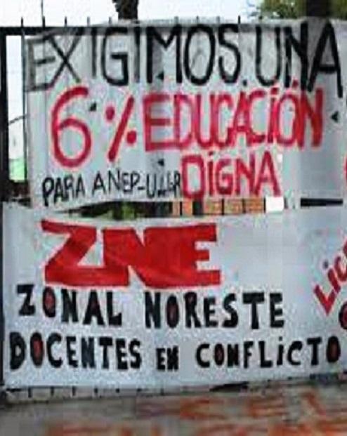Jueves 23 de mayo: reunión del Zonal Noreste de ADES Montevideo